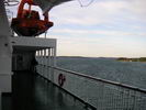 On the ferry to Gotland