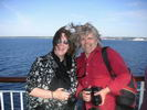 On the ferry back from Gotland