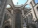 The buttresses